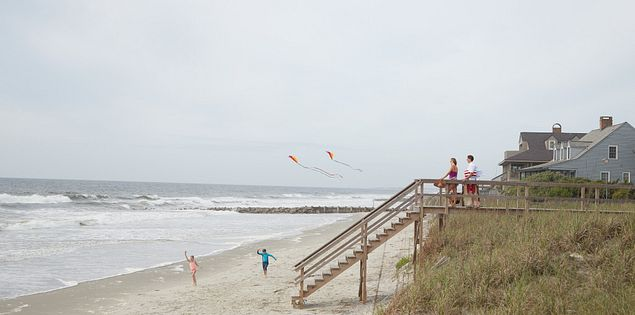 Vacation rentals in South Carolina are perfect for coastal getaways with the entire family!