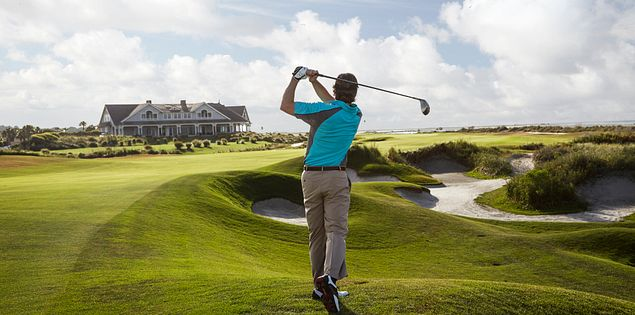 Get to the Lowcountry to play golf on Kiawah Island!