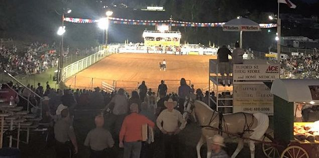 Blacksburg Rodeo