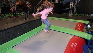 Indoor Trampoline Parks Offer High-Flying Fun for the Whole Family