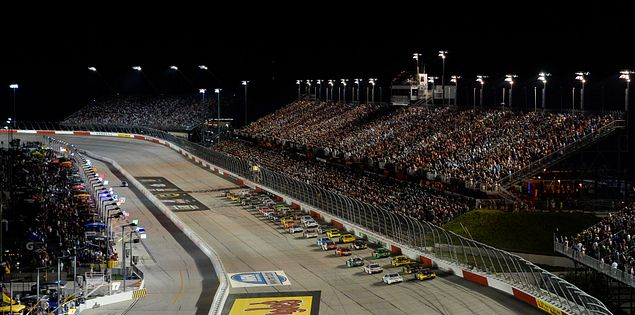 The Southern 500 is one of the many things to do in South Carolina over Labor Day weekend!