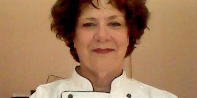 Chef Angela Bell at Beyond the Bull in Seneca, South Carolina