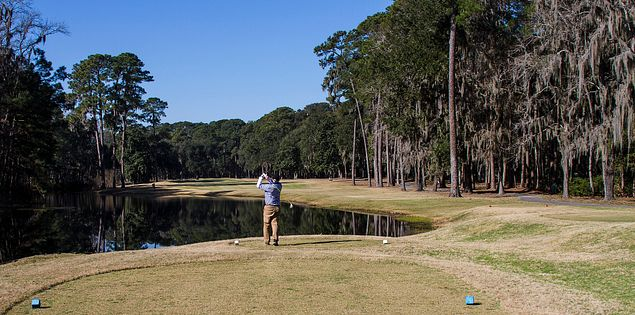 Melrose Resort Golf Daufuskie Island