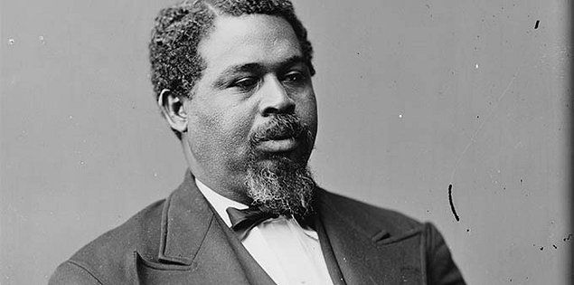 Robert Smalls from Beaufort, South Carolina