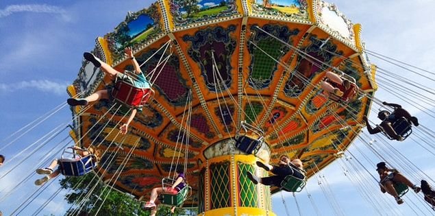 carowinds county fair amusement park