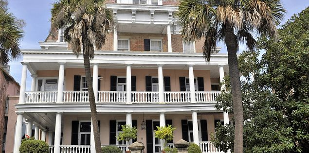 Charleston Battery Carriage House
