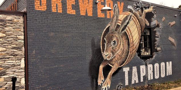 travelers rest swamp rabbit brewery
