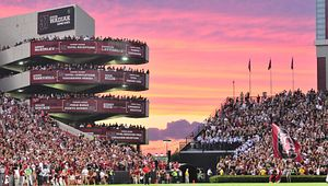 Williams-Brice Stadium in Columbia, SC.