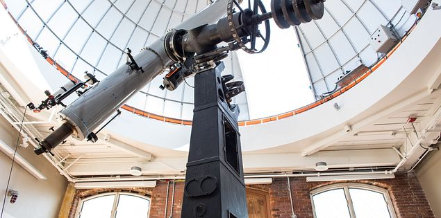 SC State Museum Observatory