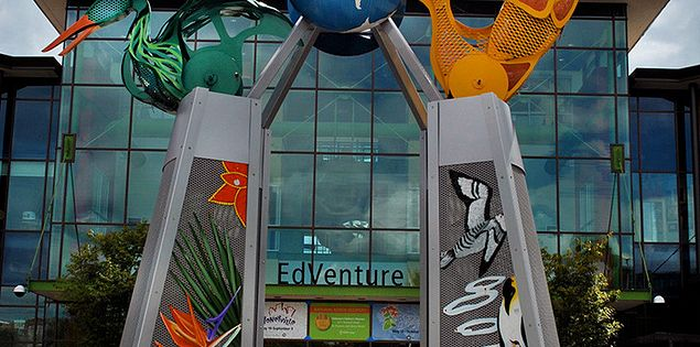 EdVenture Children's Museum in Columbia, SC.