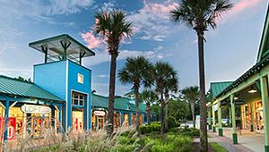 The Lowcountry's Stunning Natural Setting Makes Shopping a Pleasure on Hilton Head Island