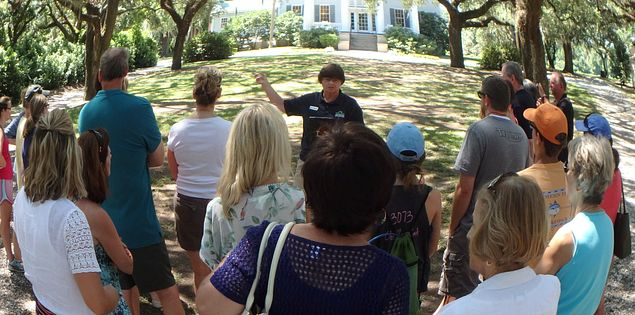 Mcleod Plantation tours