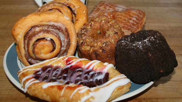 If you're looking for great places to eat in Surfside Beach, check out Benjamin's Bakery!