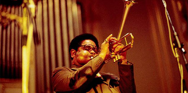 South Carolina jazz artist Dizzy Gillespie