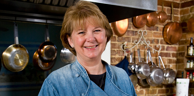 South Carolina Chef Patty Griffey of Abingdon Mano​r Inn & Restaurant in L​atta