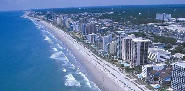 There are endless options when it comes to great places to stay in Myrtle Beach, South Carolina.