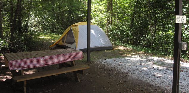 Campgrounds in South Carolina are perfect for family getaways!