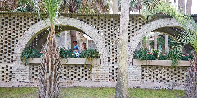 Get off the beaten path on your next vacation in Myrtle Beach and visit Atalaya Castle.