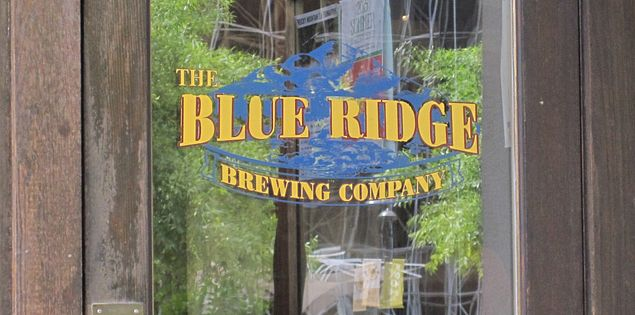 The Blue Ridge Brewing Company, Greenville,SC.