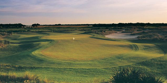 Kiawah Island Resort in South Carolina
