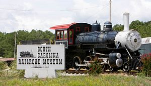 All Aboard! South Carolina Fun for Tiny Train Lovers
