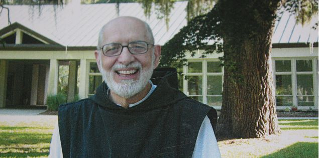 Mepkin Abbey Father Joe Tedesco
