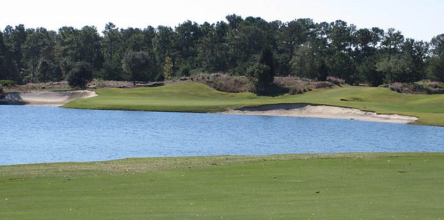 Pawleys Island True Blue golf course