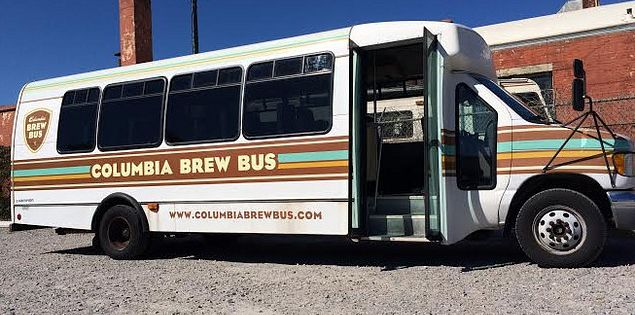Columbia Beer Bus Tour