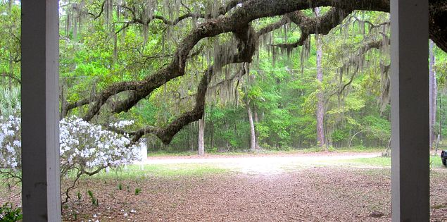 Looking for places to stay on Daufuskie Island? Check out the historic Frances Jones House.