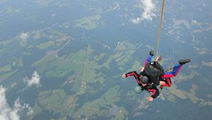 CarolinaFest Boogie is a Skydiving Extravaganza