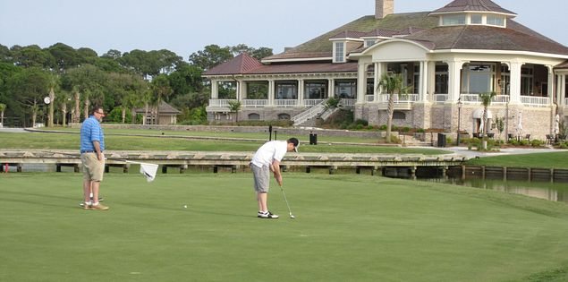 Sea Pines Plantation Club House