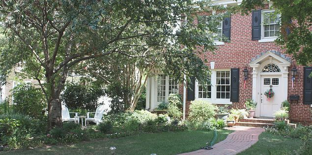 Pettigru Place Bed and Breakfast Greenville