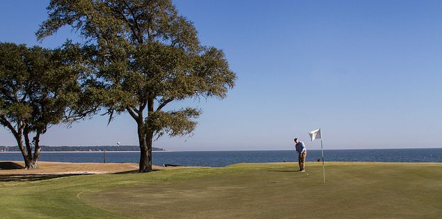 Golf Daufuskie Island Melrose Resort course