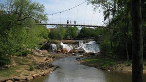 Visitors with a Passion for Adventure Will Love Greenville's Parks and Pathways