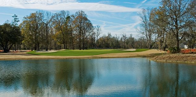 Shadowmoss in Charleston offers water views and great golf!