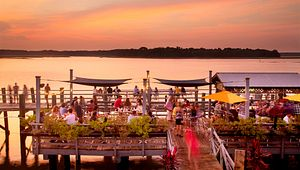 Waterfront Restaurants in Hilton Head