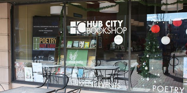 Spartanburg Hub City Bookstore