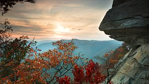 "Observe ""Caesar's Head"" at Caesars Head State Park"