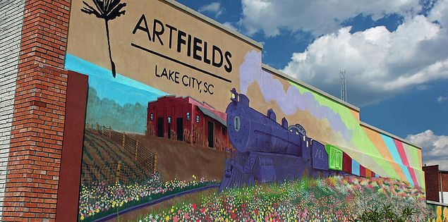 lake city art fields