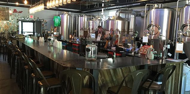 Swamp Rabbit Brewery and Taproom