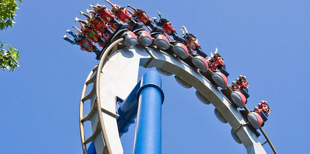 Looking for things to do in South Carolina? Don't miss Carowinds!
