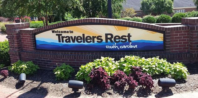Travelers Rest up the Swamp Rabbit Trail