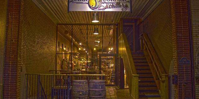 Greenville's Dark Corner Distillery