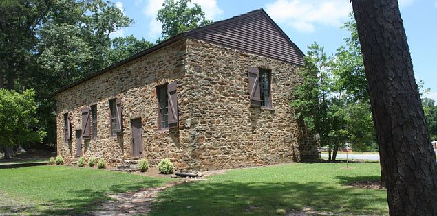 Clemson's Old Stone Church