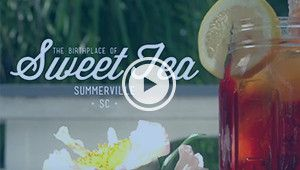 The Birthplace of Sweet Tea