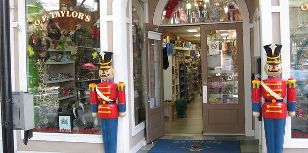 Greenville's O.P Taylors toy store