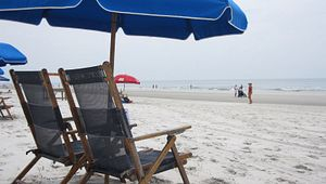Beach-Loving Vacationers Come Back Year After Year to Play on Hilton Head Island's 12 Miles of Creamy White Shoreline