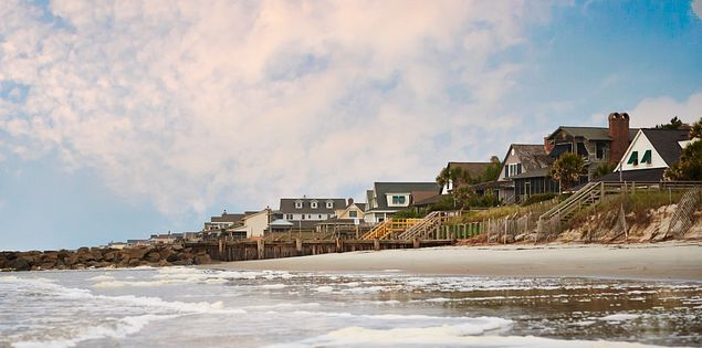 Spend your next South Carolina vacation in Pawley's Island!