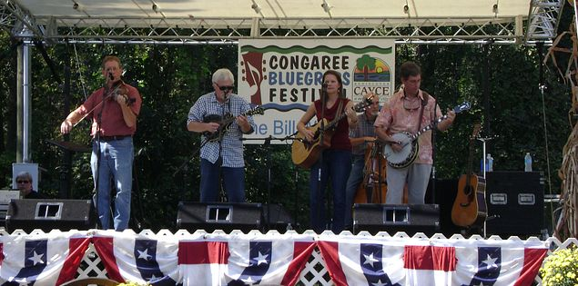 Bluegrass Festival Congaree