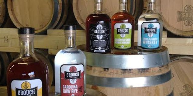 Crouch Distilling Columbia